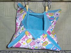 Medium image of barbie critter hammock bed by tinydreamerz on etsy