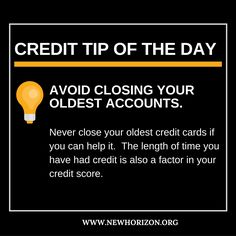 42 Best Credit Tip Of The Day Images In 2019 Money Saving Tips