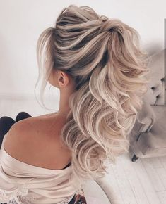 1 2 3 4 5 6 7 oder - – Up Hairstyles Casual Hairstyles For Long Hair, Loose Hairstyles, Ponytail Hairstyles, Bride Hairstyles, Layered Hairstyles, Hairstyle Ideas, Pretty Hairstyles, Hairdos, Cute Wedding Hairstyles