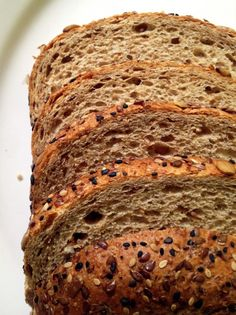 Sunflower And Flax Seeds Whole Wheat Cast Iron Bread Dutch Oven Bread Wheat Bread Recipe