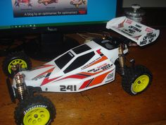 Kyosho Turbo Optima Mid Special (4WD)