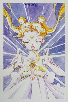 Sailor Moon Usagi, Sailor Moon Art, Princesa Serenity, Sailor Scouts, Pretty Cure, Princess Zelda, Kawaii, Black And White, Anime