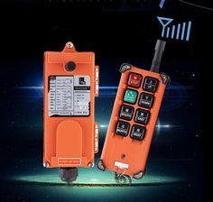 Industrial remote controller Hoist Crane Control Lift Crane 1 transmitter + 1 receiver