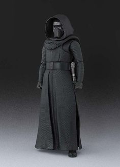 Hyped for The Force Awakens! Pre-order the new S.H.Figuarts Star Wars Kylo Ren figure here! Looks pretty cool! http://bradgeek.tumblr.com/post/128529940213/hyped-for-the-force-awakens-pre-order-the-new
