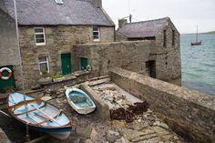 Life on the Shetland Islands - Scotland