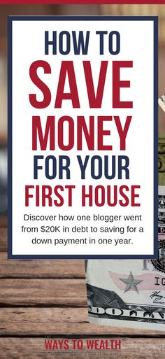 How To Save For A House: A Step-by-Step Guide – Finance tips, saving money, budgeting planner Home Buying Tips, Money Saving Tips, Money Tips, Managing Money, Saving Ideas, House Down Payment, Save For House, Money Challenge, Savings Plan