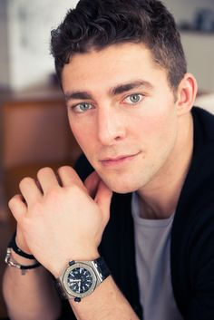 """Joffrey Lupul - The Coveteur - """"I got into hockey because I'm Canadian and it's pretty much mandatory! Seriously, I was on skates right after I learned how to walk. Hot Hockey Players, Nhl Players, Nut Up, The Coveteur, Marc Andre, Pose For The Camera, Toronto Maple Leafs, Sexy Men, Hot Men"""