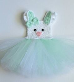 Hey, I found this really awesome Etsy listing at https://www.etsy.com/listing/269621227/easter-bunny-tutu-romper-dress-crochet