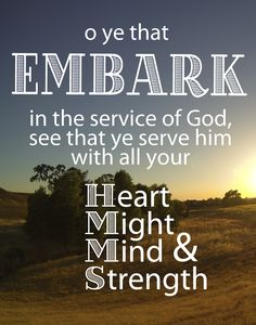 Embark in the service of God 2015 Theme poster- Field Free Download