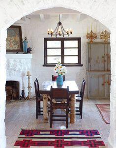 Dreamy Spanish Interior Design