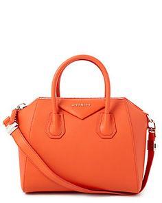 Givenchy Antigona Small Sugar Leather Satchel