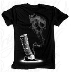 NEW! Original Black True Grit T Shirt Black  Our Price: $28.00  Sale Price: $19.99   #Introducing #OriginalBlack #new #paint #original #artist #Tattoo #design #Artwork creation now #available at #cluburban.com #freeshipping #onSALe #SALE