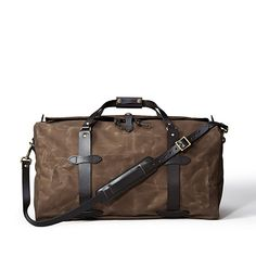 Medium Duffle Bag – Heavy Tin #Filson