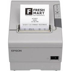"Epson Corporation - Epson Tm-T88v Direct Thermal Printer - Monochrome - Desktop - Receipt Print - 2.83"" Print Width - 11.81 In/S Mono - Usb - Parallel ""Product Category: Printers/Label/Receipt Printers"". Epson TM-T88V Direct Thermal Printer - Monochrome - Desktop - Receipt Print - 2.83"" Print Width - 11.81 in/s Mono - USB - Parallel - Epson TM-T88V Direct Thermal Printer - Monochrome - Desktop - Receipt Print - Epson TM-T88V Direct Thermal Printer - Monochrome - Desktop - Receipt Print -..."