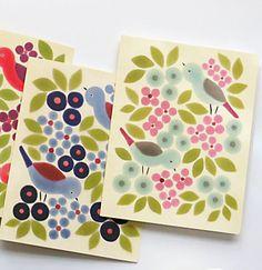 print & pattern: CARDS - xenia taler