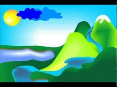 cicle de l'aigua Educational Videos, Ecology, Teaching, Natural, School, Youtube, Water Cycle, Children's Books, Movies