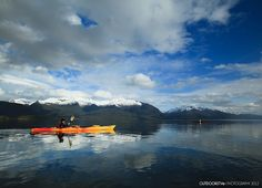 2012 LAGUNA SAN RAFAEL - KAYAK DE TRAVESÍA - 33 by OUTDOORSTV, via Flickr