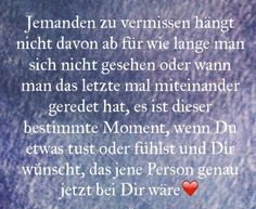 ich vermisse dich... Cute Quotes, Best Quotes, Funny Quotes, Love And Co, All You Need Is Love, German Quotes, Wonder Quotes, Love Hurts, Greek Quotes