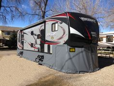 Everything You Wanted to Know About RV Skirting: RV skirting is more popular than ever among RV and trailer owners.