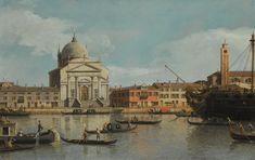 Canaletto. Venezia: Tempio del Redentore 1750 ca.