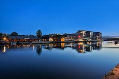 Sentrum: Strøken selveier med utmerket beliggenhet - Høy standard og smarte løsninger - Se video og 3D-visning! | FINN.no Fredrikstad, Real Estate, River, Outdoor, Outdoors, Real Estates, Outdoor Games, The Great Outdoors, Rivers