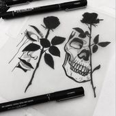Skull Cut Tattoos # skull # tattoos Best Picture For tattoo tiny For Your Ta Tattoos Skull, Rose Tattoos, Body Art Tattoos, Hand Tattoos, Sleeve Tattoos, Key Tattoos, Butterfly Tattoos, Flower Tattoos, Arm Tattoo