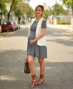 look - grávida - alla scalla - keep a secret blog - listras