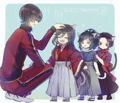 DWkXZnMUMAELHA4 Hachiko, Hitman Reborn, Touken Ranbu, Anime Art, Kawaii, Fan Art, Cartoon, Manga, Collection