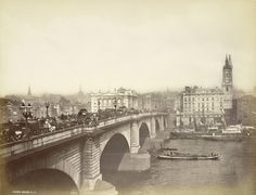 This day in history: London Bridge sold to Arizona for a million pounds – Now. – Time Out London London History, British History, European History, American History, 19th Century London, Victorian London, Victorian Life, Vintage London, Lake Havasu City