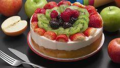 Český cheesecake recept - Nejlepší Cheesecake Chia Pudding, 21 Day Fix, Stevia, Dog Food Recall, Fresh Cake, Online Cake Delivery, Food Recalls, Round Cakes, Vegan Cake