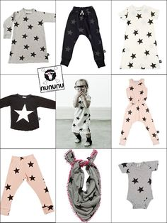 NUNUNU Baby is a cool yet comfortable alternative to the ordinary conventions of baby fashion. the collection is for babies and kids aged 0-8Y.
