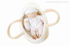 BN6200C Carry Cot, Baby, Blanket by Bonikka. Distributed by Kaleidoscope.