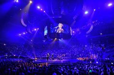Muse Drones world tour photo by Steve Jennings