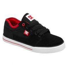 DC Shoes Bristol black ringer red bri skate shoes enfants 55,00 €  dc b6d5be545bd