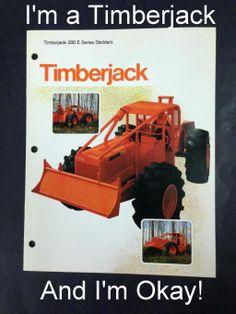 Lumberjack, Monty Pythons, Timberjack,