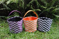 Find More Other Holiday Supplies Information about New 2015 Halloween Basket Buckets Personalized 100% Polyester Chevron Halloween Totes Sand Bucket in 5 Colors,High Quality bucket lip,China basket laundry Suppliers, Cheap bucket toys from BLANKSMALL on Aliexpress.com