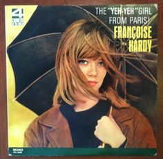 """Francoise Hardy The """"Yeh Yeh"""" Girl from Paris Promo Mono Ultra RARE   eBay"""