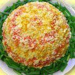 Бюджетный салат, который покорит вкусом