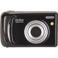 Vivitar 12.1MP with 2.4-Inch TFT Digital Camera (VT324N-V1-BLK-BOX)