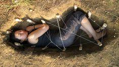 Mushroom Burial Suits Let You Die Green