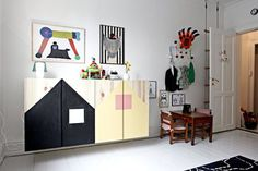Are your closets overflowing? Hide your stuff beautifully by using one of these stylish IKEA IVAR storage hacks. Kids Storage, Storage Hacks, Storage Solutions, Storage Design, Home Decor Bedroom, Kids Bedroom, Bedroom Ideas, Ikea Ivar Cabinet, Playroom Design