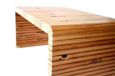 Handcrafted Reclaimed Wood Coffee Table — Fixed price $700