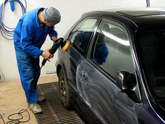 learn more about touch up paint that's suitable for your vehicle