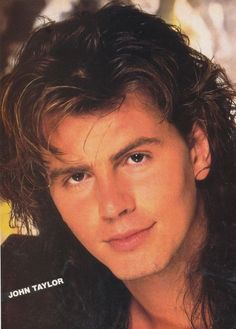 I used to have this exact picture hanging in my room when I was a teenager.  Now, my son LOVES Duran Duran.  Do I feel old, or very proud?