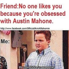 I'm totally obsessed with Austin