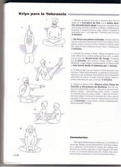 Serie para el control del sistema muscular   Kundalini