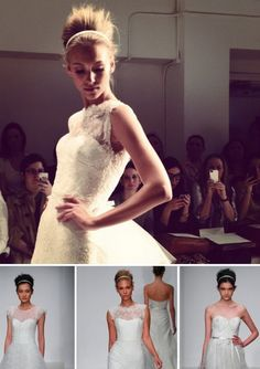 Brautfrisuren 2013 – Die neusten Trends für Ihre Hochzeitsfrisur