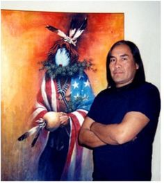 Native American Artist - Allen Bahe(Navajo)