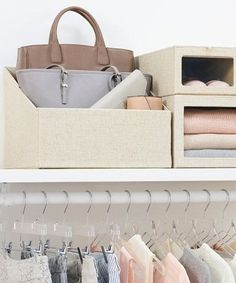 Learn our top 4 handbag storage ideas. You're sure to find several that'll work for you.
