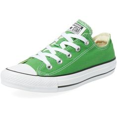 Green Chucks